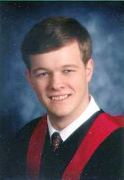 Andrew Baxter grad photo 1998 BBA